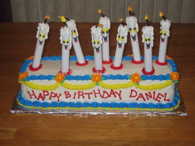 Birthday Cake Images For Daniel : It s my 20th birthday today & 2 years on the MG ...