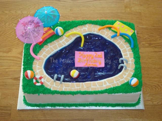 The Perfect Cake By Shirley Pool